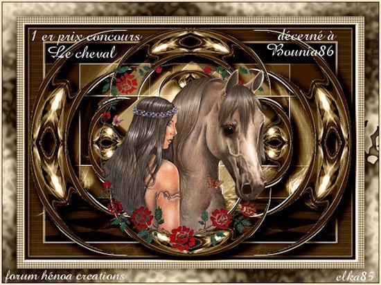 cheval Elka