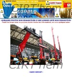 SANY GROUP': BAUMA CHINE 2014.
