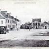 pluvigner 1934 place et mairie
