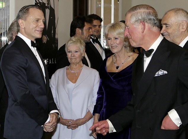 Charles et 007