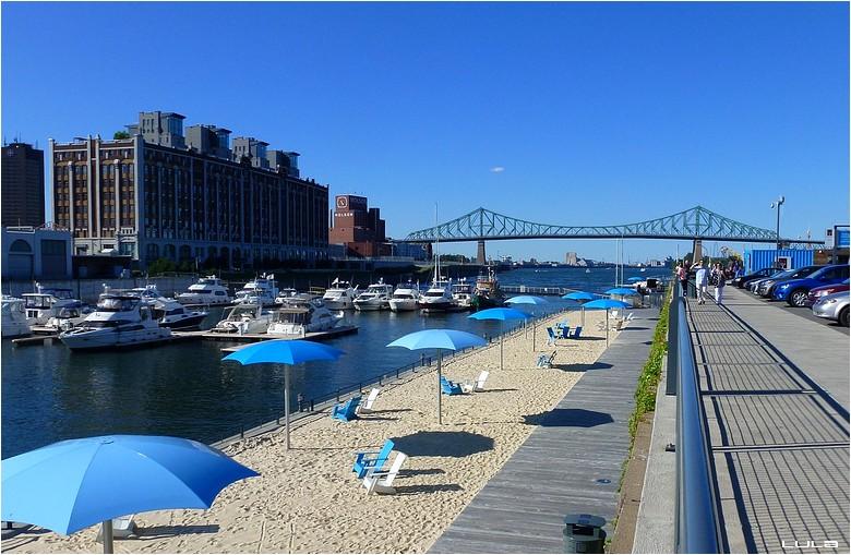 Une balade au Vieux Port de Montréal