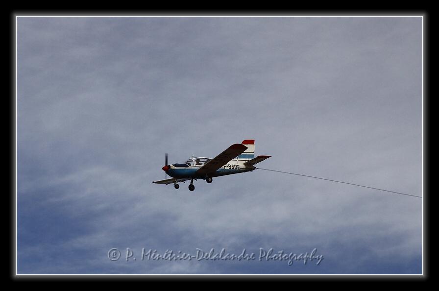 Petit moment au centre régional de vol à voile du Mas de Londres (Hérault - 34)