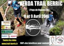 La Verda Trail - Berric - 8 & 9 avril 2016