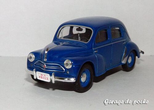 Renault 4cv Hino 1953