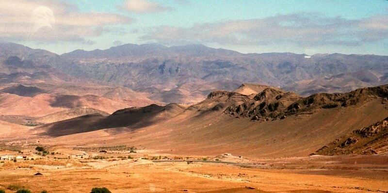 Les paysages marocains...