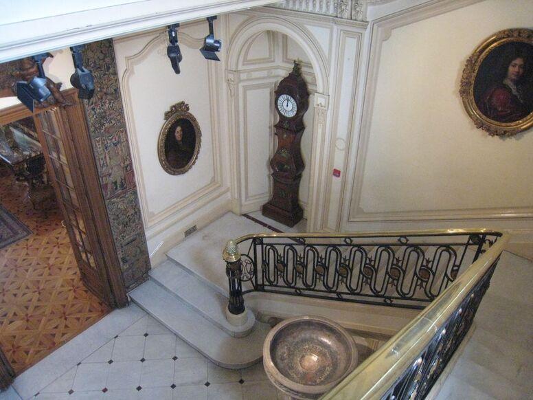 MARSEILLE - Mamiekéké visite un joyau - le Musée Grobet-Labidé (2) .
