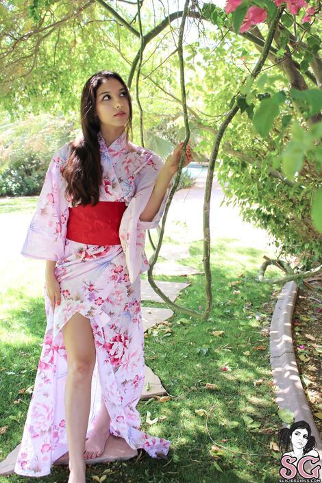 WEB Gravure : ( [SG] - |Aug 25, 2018| Yuna : Utsukushii )