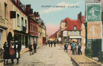 Blangy-sur-Bresle, des origines à la fin du XIXe siècle