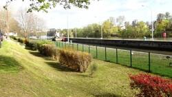 Les bords de Seine a l' écluse de Bougival (78)