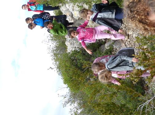 Mardi 13 octobre randonnée à Tournissan