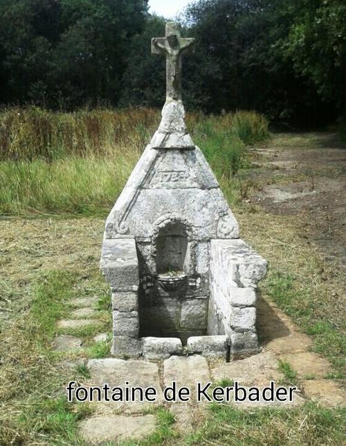 Fontaine de Kerbader Finistère