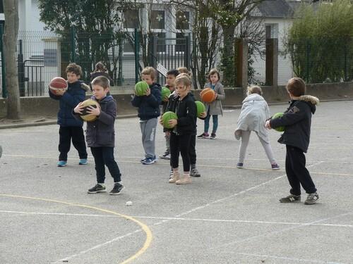 Basket en GS