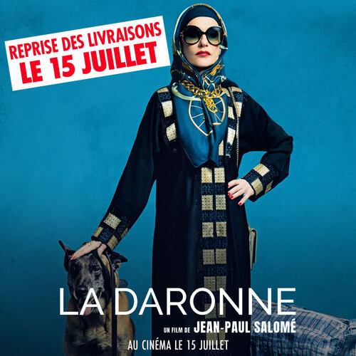 LA DARONNE - Découvrez la bande annonce du nouveau film de Jean-Paul Salomé avec Isabelle Huppert ! Le 25 mars 2020 au cinéma