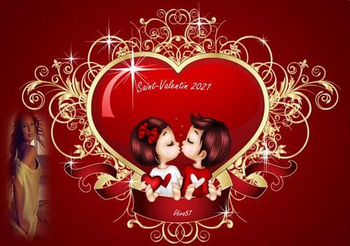 Saint-Valentin 2021
