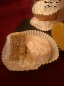 Biscuit fondant au citron