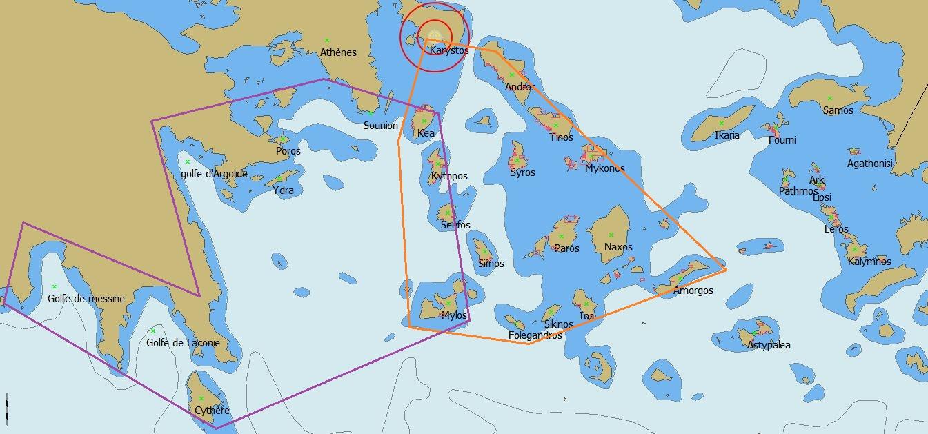 Navigations et équipages 2016