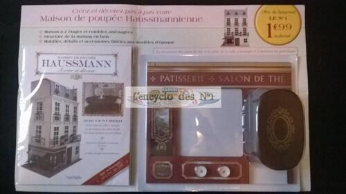 Nouvelle Collection N 1 Maison De Poupee Haussmannienne A