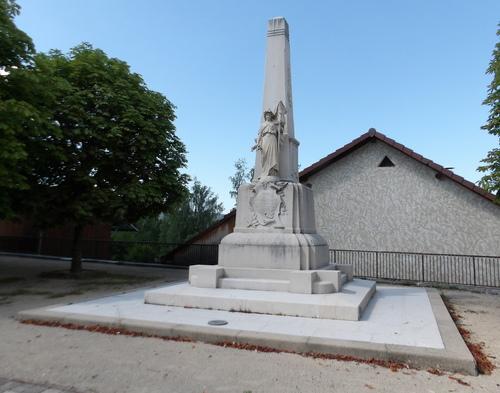 Petit patrimoine à Hauteville-Lompnes ( 1 )