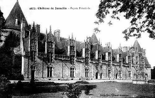 Josselin ( Morbihan )