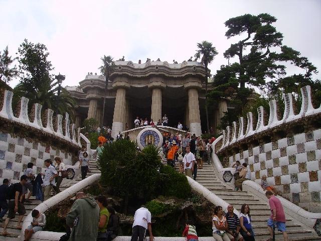 Le parc Guël