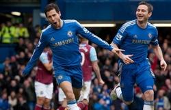 Eden Hazard souffre d'une blessure !