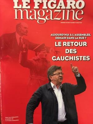 figaro magazine gauchiste