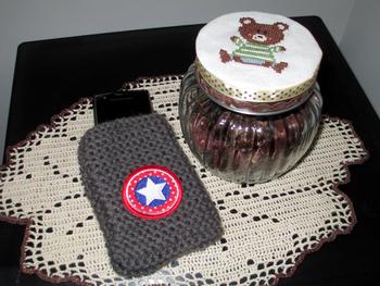 Mon téléphone se prend pour Captain America