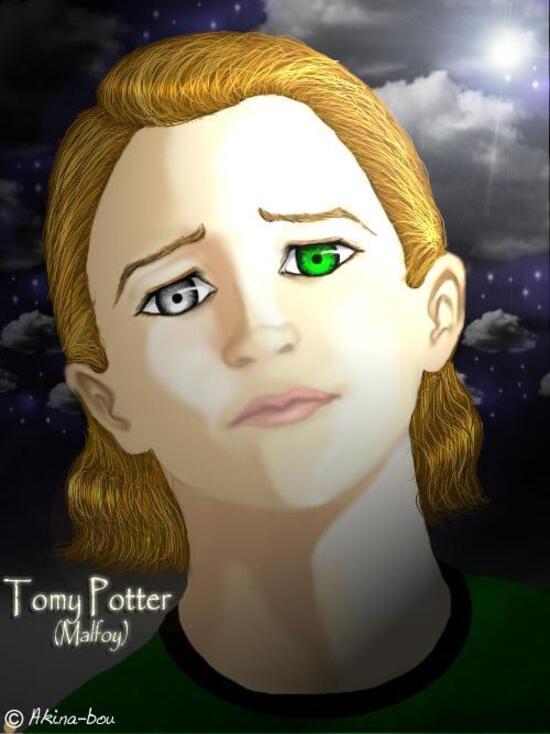 Tomy Potter by Akina-bou