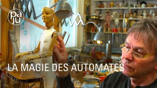 Francois Junod est l'un des plus grands créateurs d'automates au monde -  YouTube