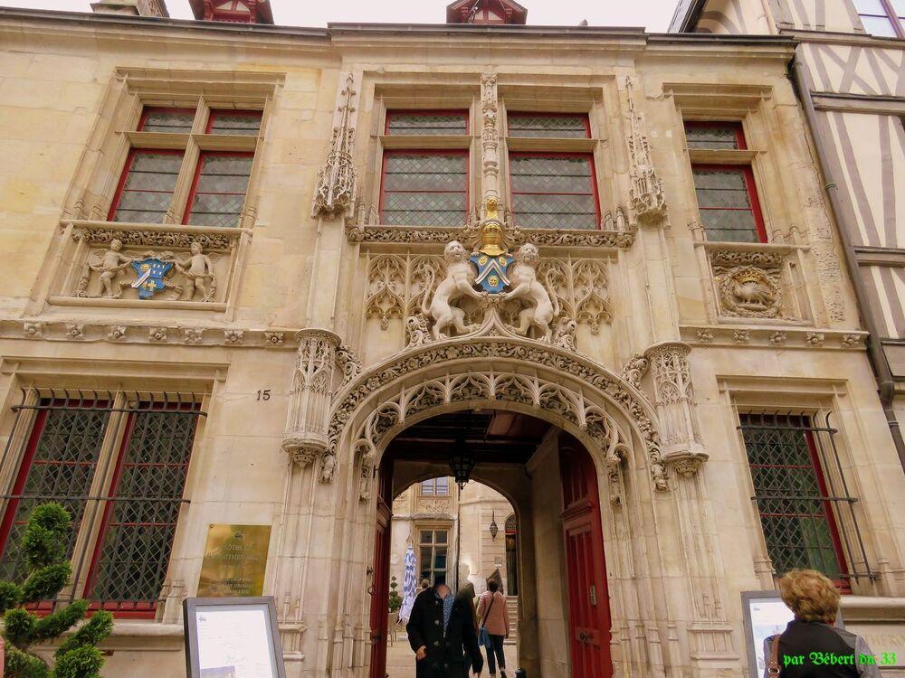 l'abbaye St Ouen à Rouen  -2