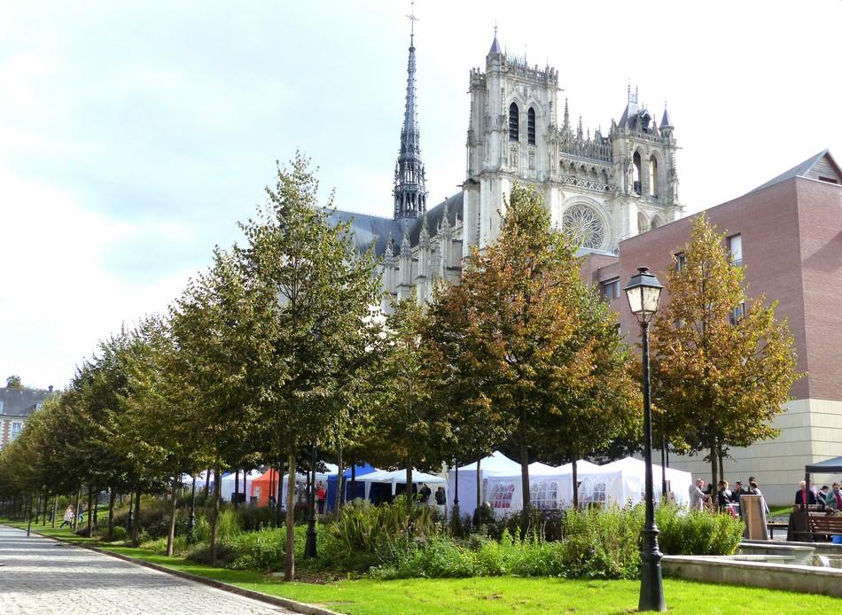 Mon week-end à Amiens