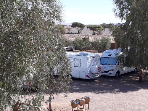 Nos camping-cars