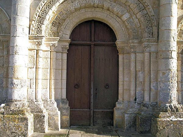 église st trojan de rétaud2
