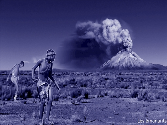 """Résultat de recherche d'images pour """"éruption mont toba"""""""