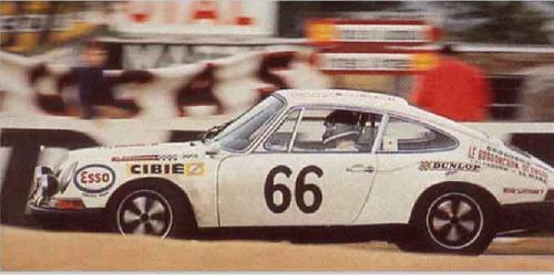 Porsche 911 Le Mans (1969-1970)