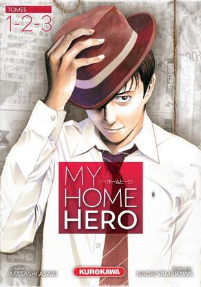 My Home Hero - T1à T3 - Naoki Hymakawa