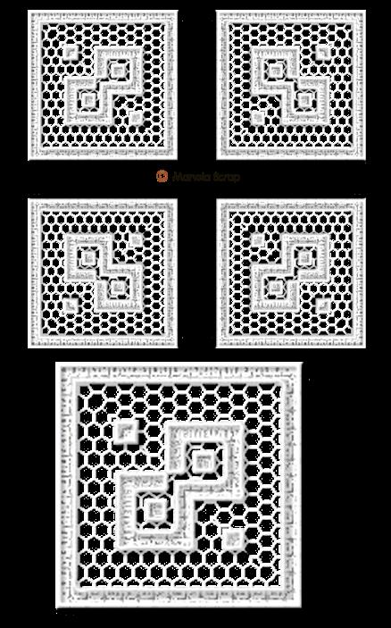 Coins de dentelles page 7