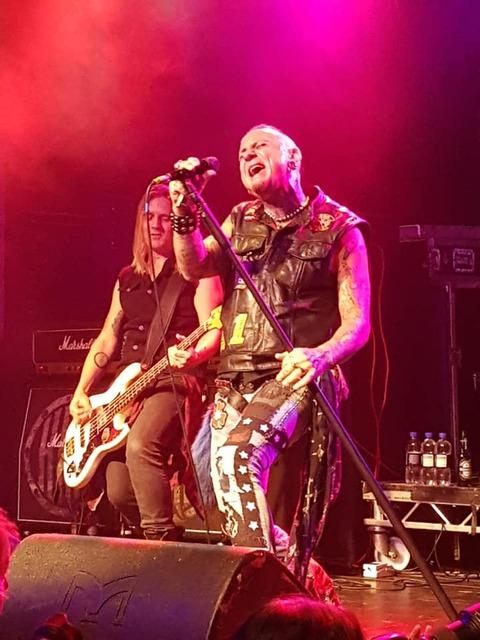 HARD ROCK HELL SLEAZE - Sheffield - 31/08, 01&02/09/2018