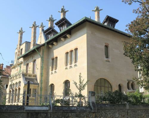 Visite de la Villa Majorelle