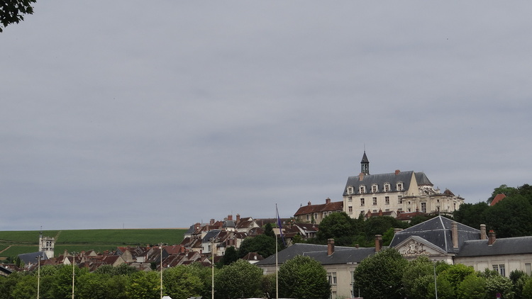 La ville de Joigny