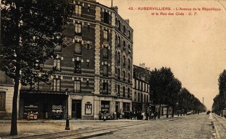 Institut des Forces Psychosiques à Aubervilliers (Le Biéniste, 1er avril 1922)