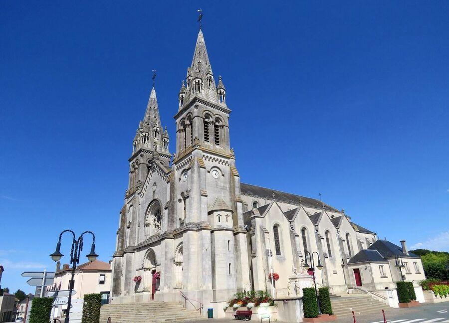 Les Essarts en Vendée