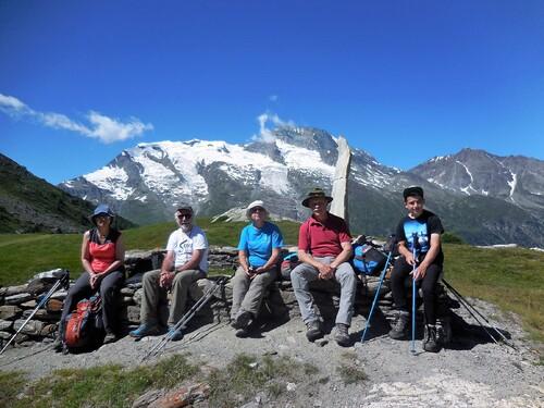 28/07/2016 Vallon du Clou Sainte Foy TSe, Alpes Grées, Savoie 73  France