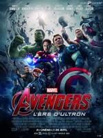 Avengers Ere ultron affiche