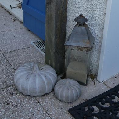 L'automne frappe à la porte...