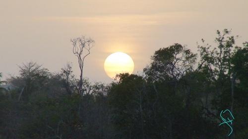 Coucher soleil sainte-Luce