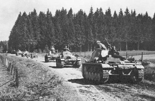 Décrochage du 3° Bataillon du 41° R.I.