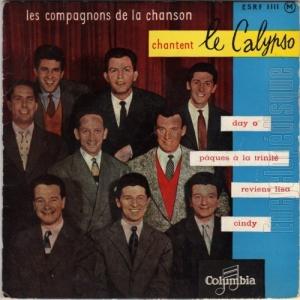 Les Compagnons de la chanson, 1957