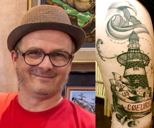 Le Mondial du Tatouage 2016