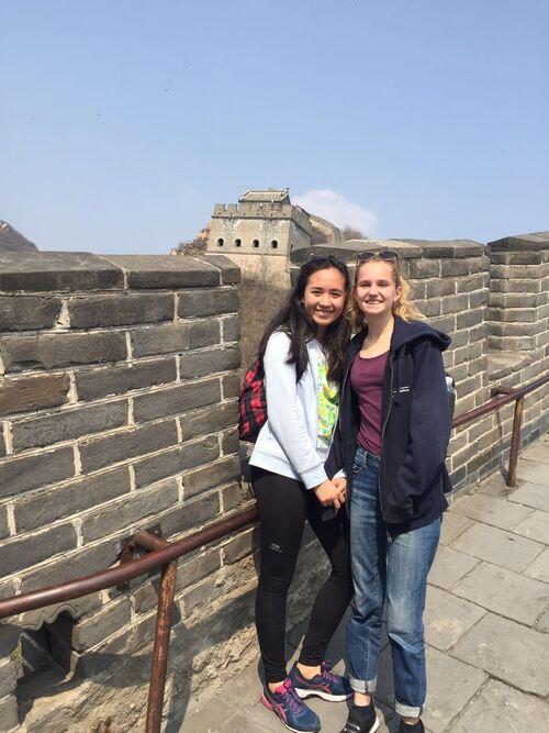A la Grande Muraille